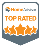 top rated company by homeadvisor